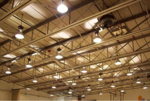 Система общего освещения