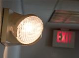 Какие лампы могут применяться в аварийном освещении