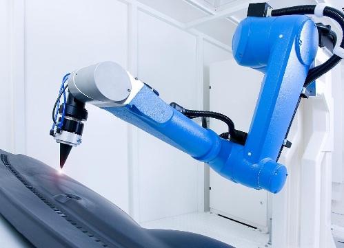 Роботизированные лазерная резка