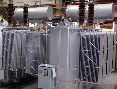 Трансформаторы с охлаждением типа НДЦ