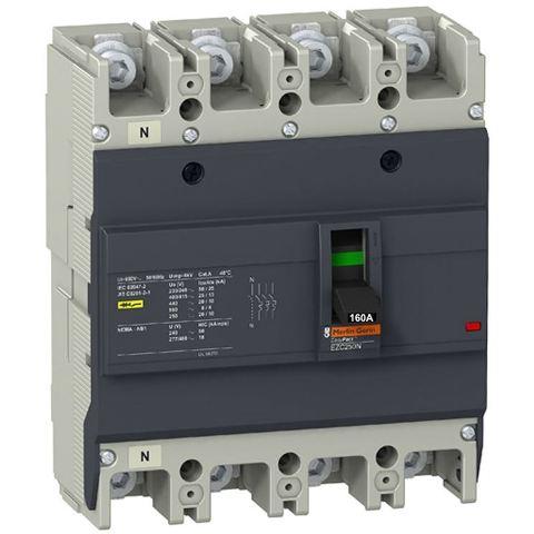 Автоматический выключатель на 160 А