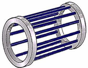 Ротор беличья клетка