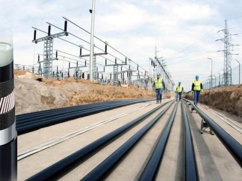 Электрические силовые кабели