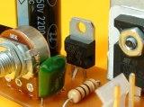 Линейные стабилизаторы напряжения - назначение, основные параметры и схемы включения