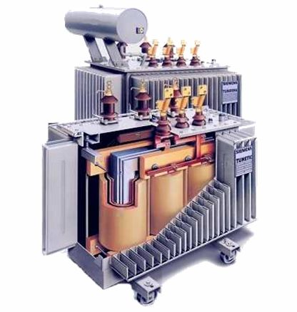 Силовой масляный трансформатор ТМ-160 (250) кВА