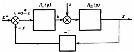 Принцип устройства систем автоматического регулирования (САР)