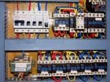 Шкаф с электрооборудованием станка