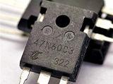 Защита затвора полевого транзистора