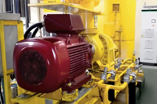 Электрическая машина переменного тока