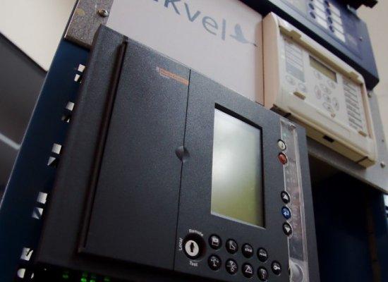 Микропроцессорное устройство релейной защиты и автоматики (РЗА)