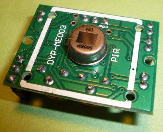 Пироэлектрический датчик