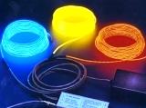 Электролюминесцентные излучатели - устройство и принцип действия, виды