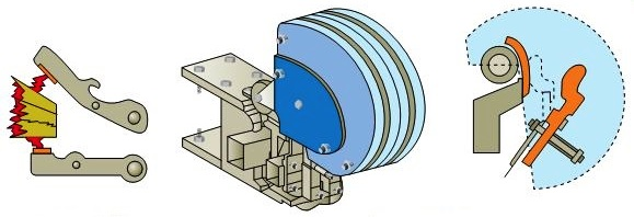 Дугогасительные камеры электрических аппаратов