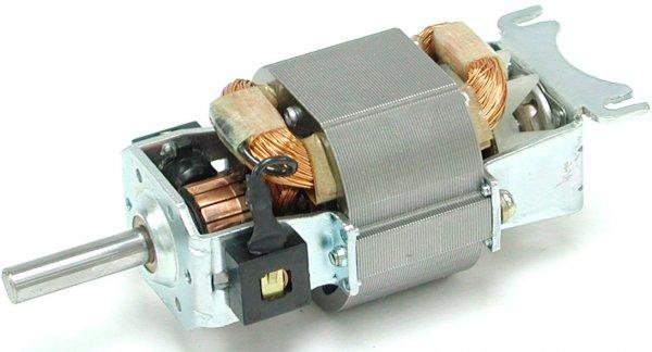 Магнитная система электродвигателя