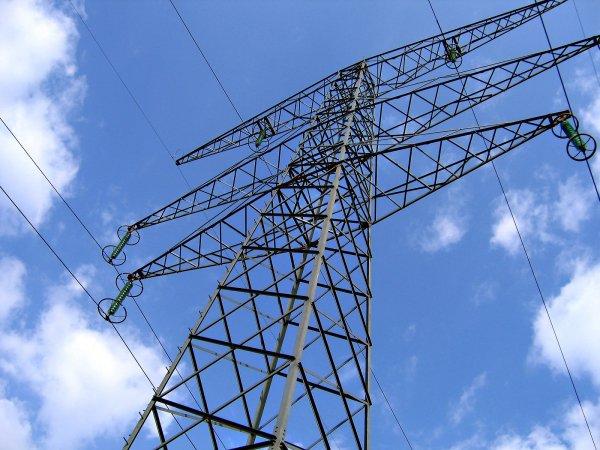 Воздушная линия электропередачи сверхвысокого напряжения