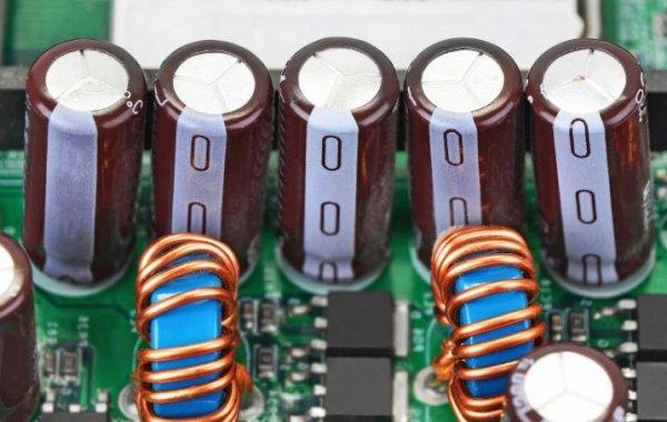Емкость и индуктивность в электрических цепях