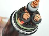 Силовой кабель с защитными оболочками и броней