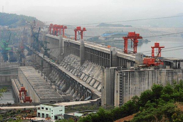 Гидроэлектростанция Три ущелья