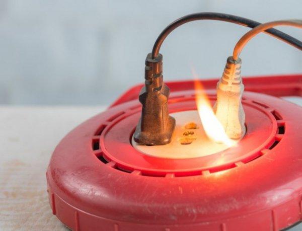 Нагрев проводника электрическим током