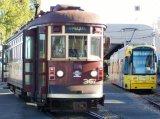 История трамваев