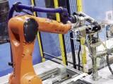 Робот на производстве